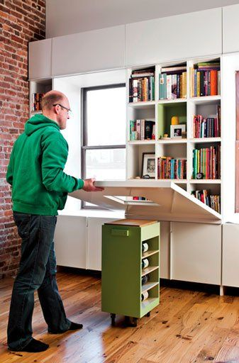 Space-saving solutions for small homes | Small spaces, Home, Small .