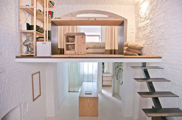 16 Phenomenal & Stylish Super Smart Space Saving Solutions for .
