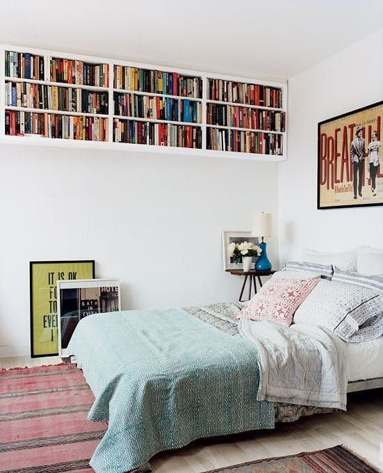 Clever Space-Saving Solutions for Small Bedrooms | Small bedroom .