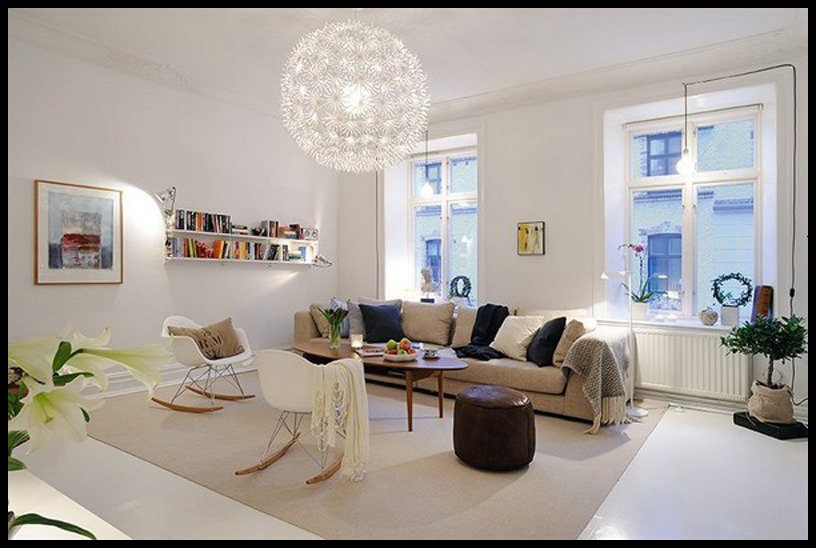 Home Design Ideas: A Fascinating And Playful Light-Flooded In The .