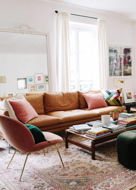 a parisian apartment that's chic and playful | house tour on coco .