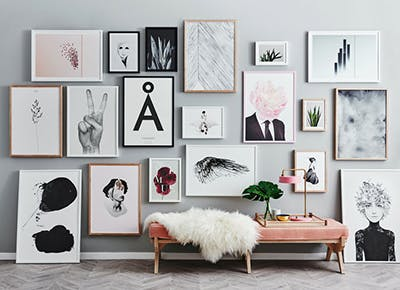 8 Tips for Finding the Perfect Art for your Apartment - PureW