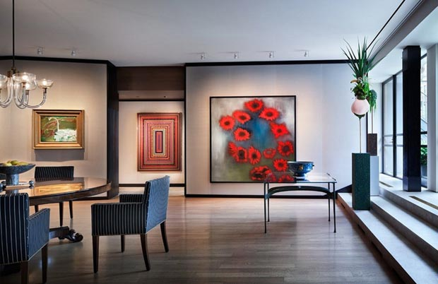 Elegant City Apartment East 75th Street By Thad Hayes - DecoJourn