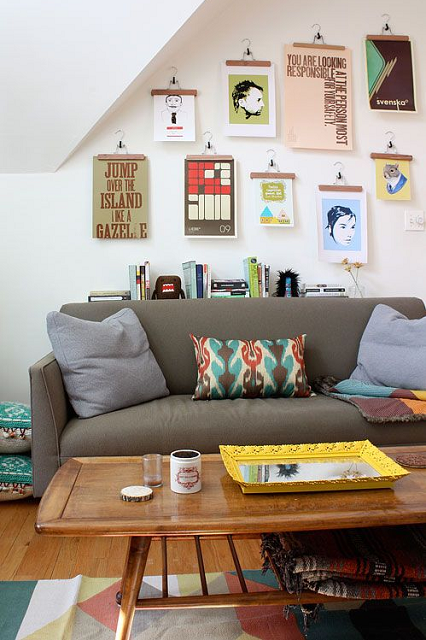 DIY Art to Make Your Apartment Feel Grown