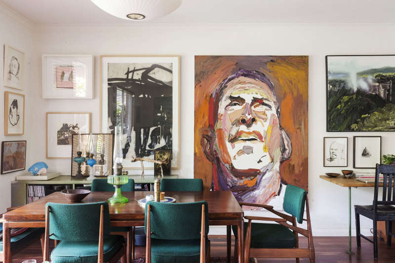 Stalking an artist's apartme