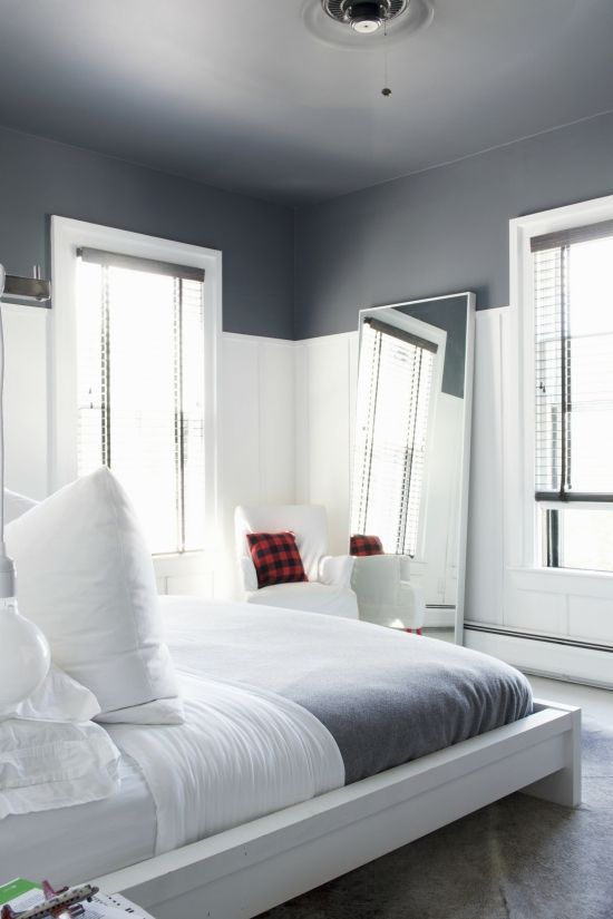 6 Paint Colors That Make A Splash on Ceilings | Home, White .