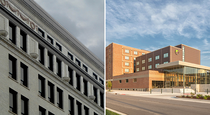 Moline Preservation Society Honors 5 & 15 Apartments and Element .