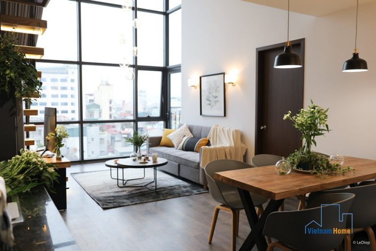 Modern design with natural light 02 bedroom Duplex apartment for .