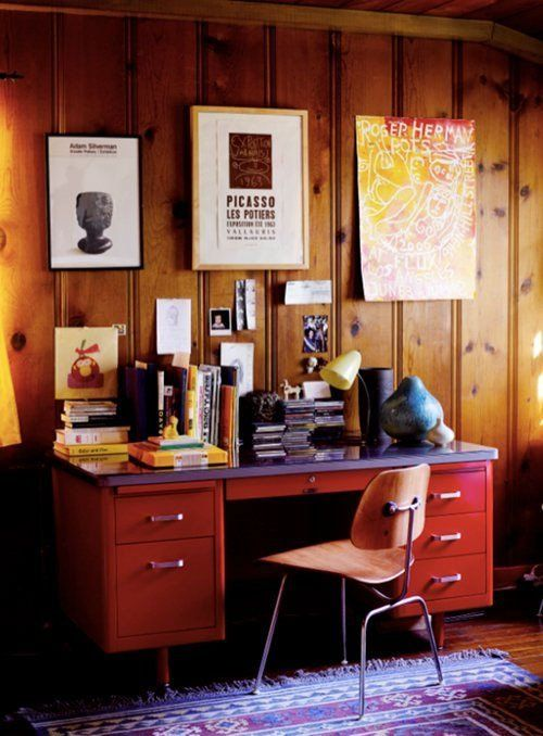 Wood Paneling: The 60s Favorite Is Back | Wood paneling decor .