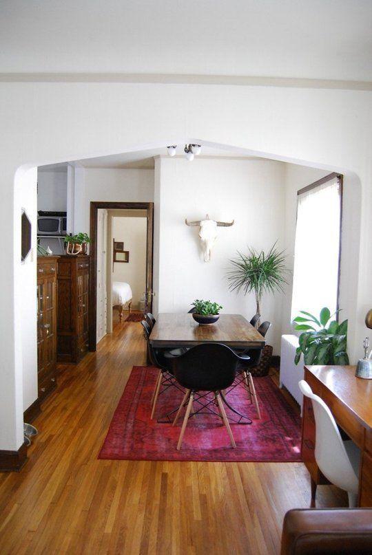 Julie's Northwoods-Meets-Art Deco Apartment in Minneapolis — House .
