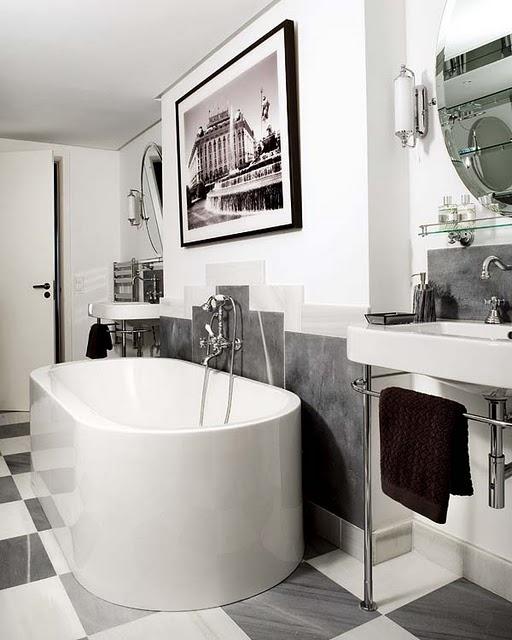15 Art Deco Bathroom Designs To Inspire Your Relaxing Sanctuary .