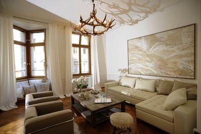 Unique Art Nouveau apartment in Basel-City, Freie Strasse - Basel .