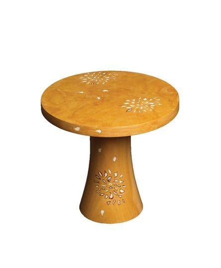 Petals Table Transitional, Art Deco, MidCentury Modern, Modern .