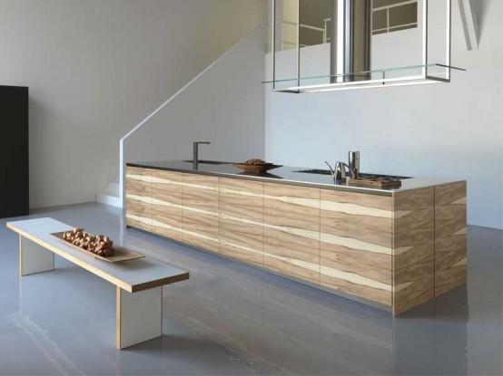 stainless steel kitchen island Archives - DigsDi