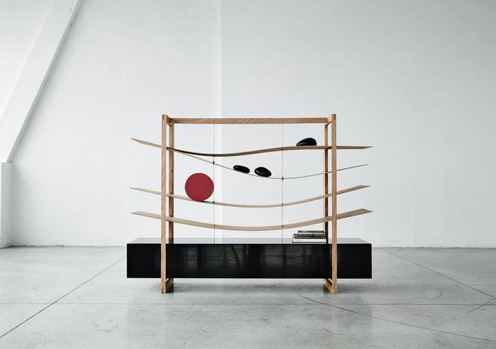Mizu Shelf by Alicja Prussakows