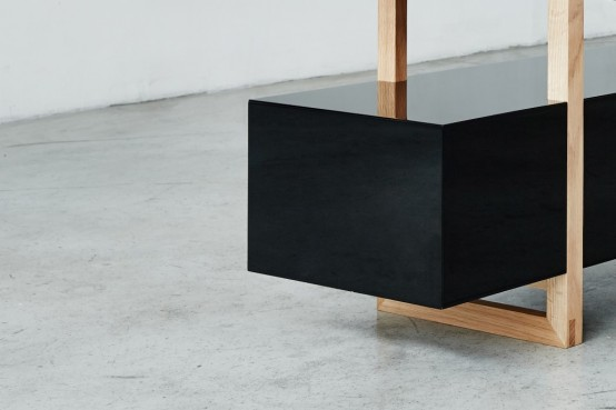 Artistic Mizu Table For Creating Your Own Installations - DigsDi