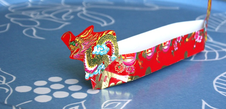 How to Make a Bathtub-Sized Dragon Boat   Chinese American Fami