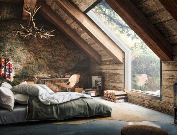 attic bedroom ideas – Master Bedroom Ide