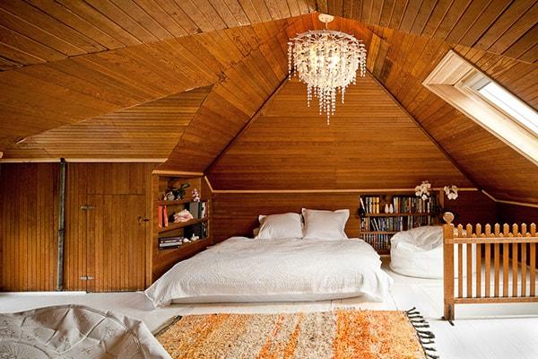37 Ultra-fabulous attic room design inspiratio