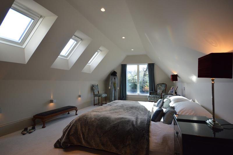 15 Inspiring Attic Master Bedroom Designs   Small loft bedroom .