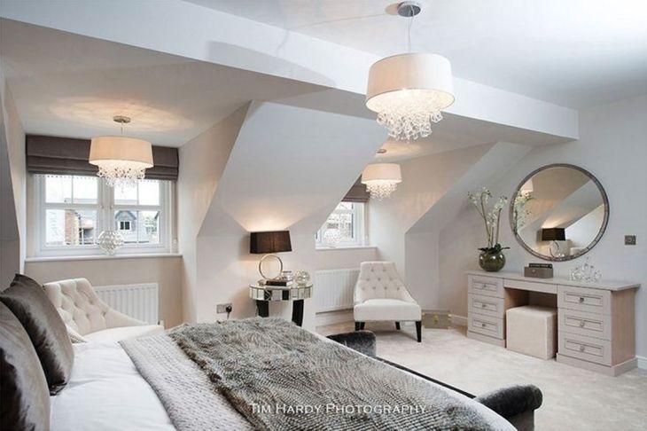 Amazing Loft Bedroom Design Ideas 0210   Luxurious bedrooms .