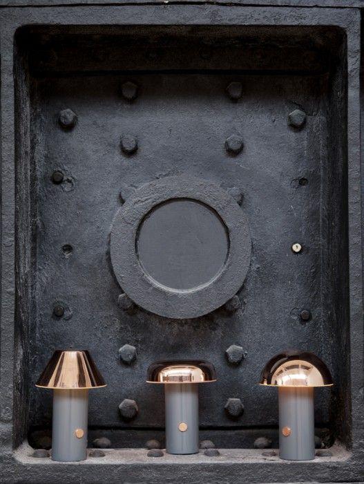David Irwin, Contemporary Product and Furniture Designer   Copper .