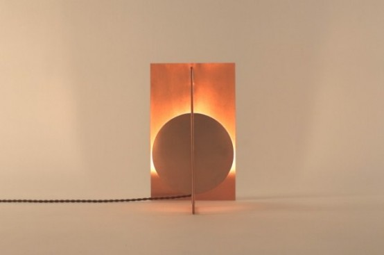 25 Awesome Copper Furniture Pieces And Lamps - DigsDi