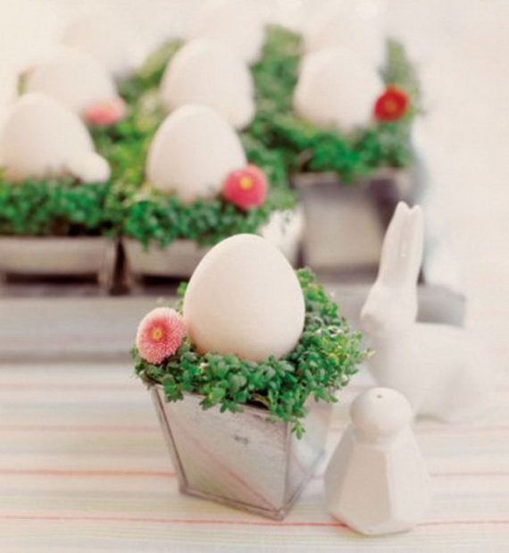 Easter Egg Decorating Ideas for Your Easter Tab