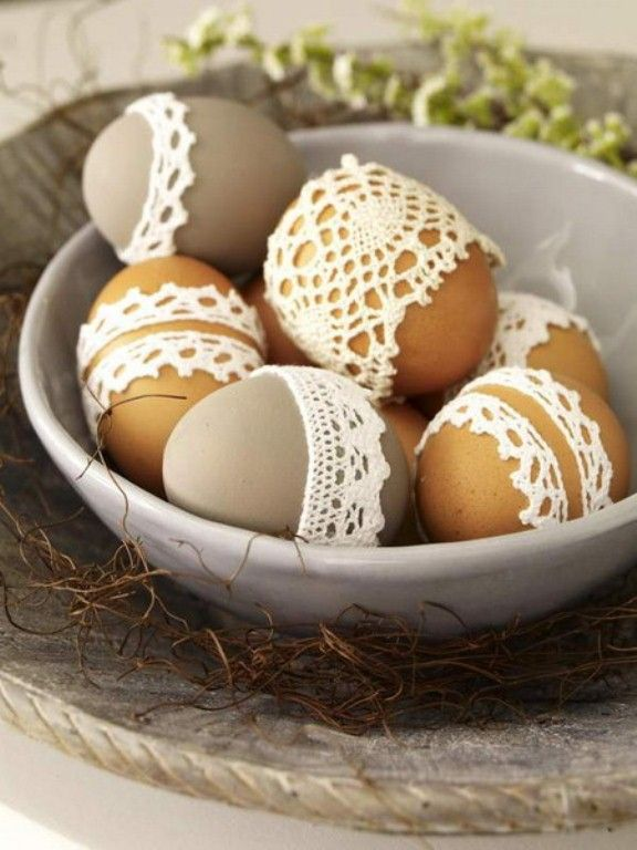 48 Awesome Eggs Decoration Ideas For Your Easter Table (With .