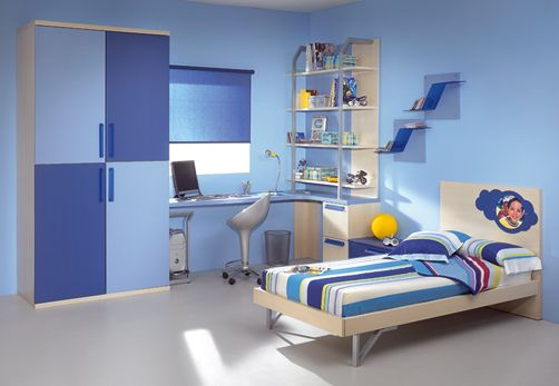 Kids Room Decor Ideas by KIBUC: for Colorful and Playful Room .