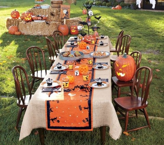28 Awesome Outdoor Halloween Party Ideas | DigsDigs | Halloween .