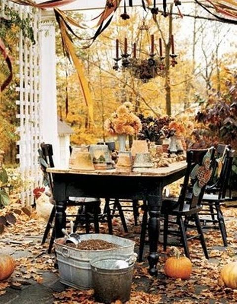 60 Awesome Outdoor Halloween Party Ideas | Outdoor halloween .