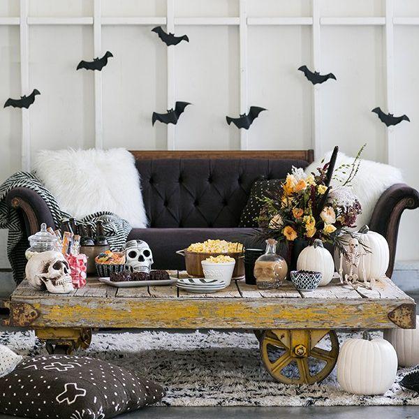 41 DIY Halloween Decorations - Cool Homemade Halloween Dec