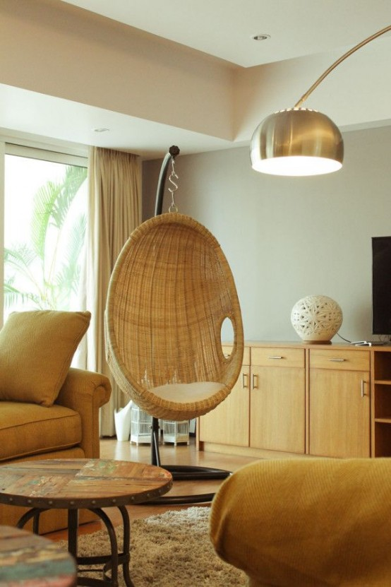 30 Awesome Rattan Chairs For Summer Décor - DigsDi