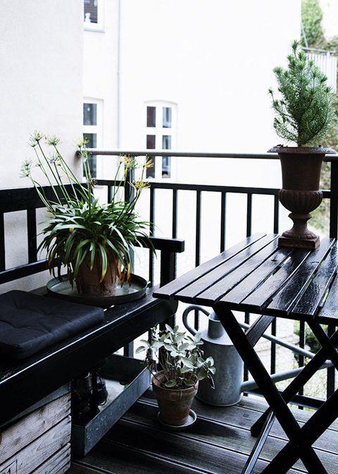 33 Awesome Scandinavian Balcony Designs | Balcony design, Balcony .