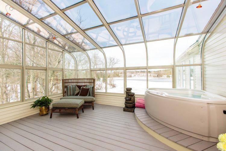 75 Awesome Sunroom Design Ideas - DigsDi