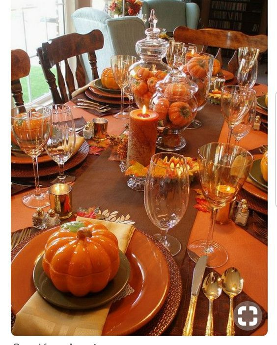 Awesome Thanksgiving Centerpiece Decor Ideas on a Budget   Simple .