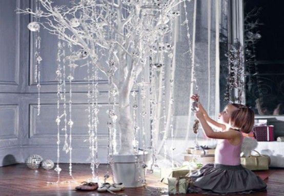35 Awesome Traditional Christmas Tree Alternatives | Современные .