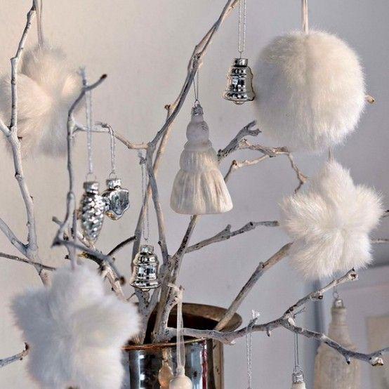 35 Awesome Traditional Christmas Tree Alternatives | Árvore de .