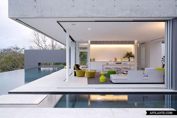 Azuris House // Renato DEttorre Architects | Interior architecture .