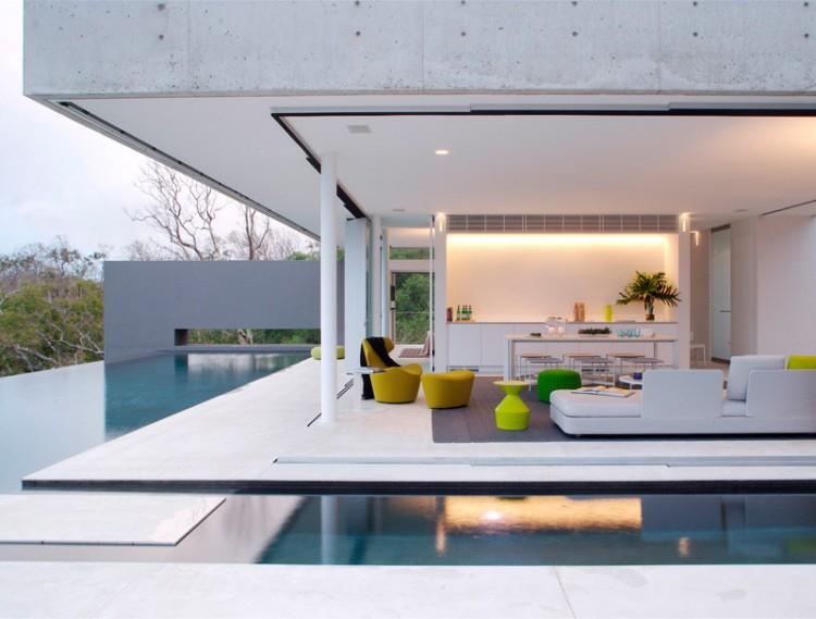 Azuris Ocean House For Indoor And Outdoor Living - DigsDi