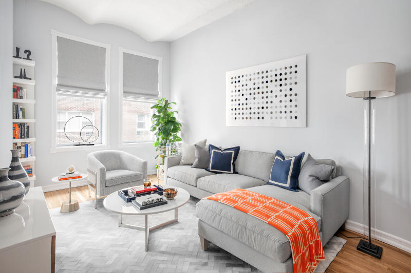 West Village dreamy bachelor pad on a budget - Daily Dream Dec