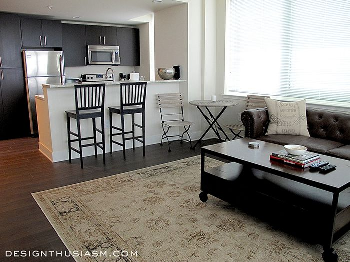 Bachelor Pad Ideas: Decorating a Young Man's Apartment on a Budget .