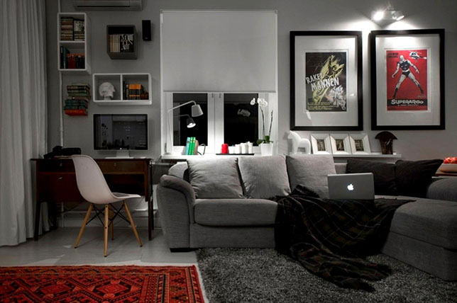 10 Inspiring Bachelor Pad Ideas To Try At Home In 2019   Décor A