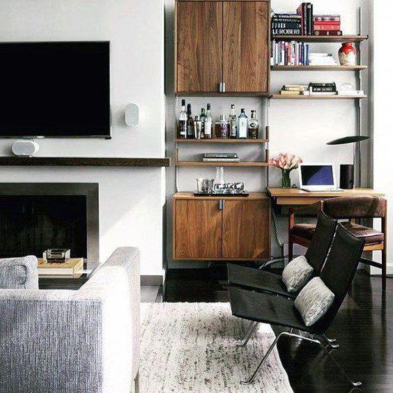 Bachelor Pad Decor Ideas On A Budget / life decor & fashi