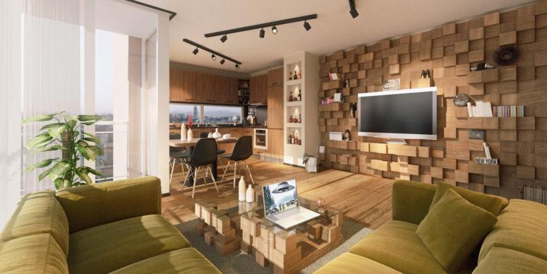 bachelor home design Archives - DigsDi
