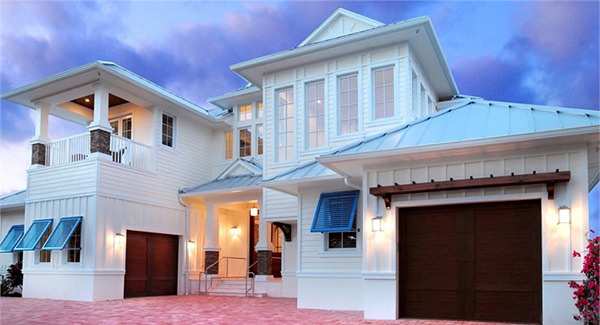 Beach House Plans & View Capturing Vacation Style Home Desig