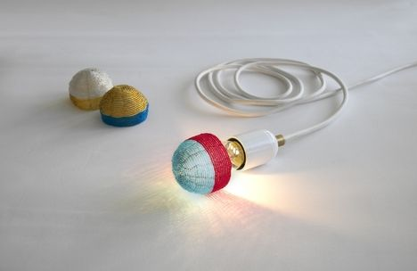 colour cup lamp shade by margrethe odgaard | Art deco lamps, Lamp .