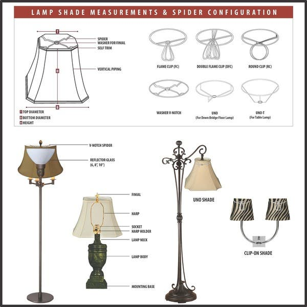 """Shop Royal Designs White Beaded Bell Chandelier Lamp Shade, 3"""" x 5 ."""