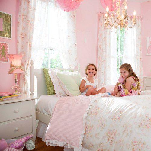 40 Beautiful And Cute Shabby Chic Kids Room Designs - DigsDi
